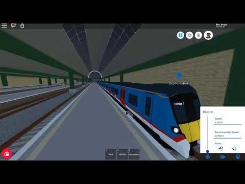 Mind the Gap Class 717 Desiro City Isembard Commuter