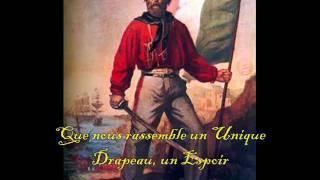 Hymne italien : Fratelli d'Italia - traduction des paroles en français