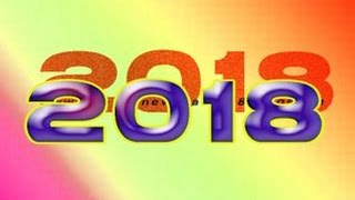 Happy New Year 2018 Wallpapers images Photos │New Style│