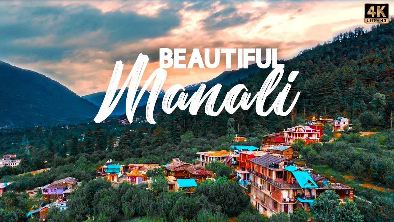 The Majestic Manali / Himachal Pradesh / Cinematic Trailer / MUST WATCH