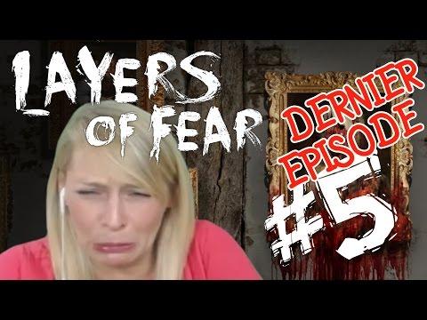 LAYERS OF FEAR #5 - JE TELEPHONE SOUS L'OCEAN PLEIN DE PETROLE TOUT EN JOUANT AUX DAMES ET OUAIS!!!
