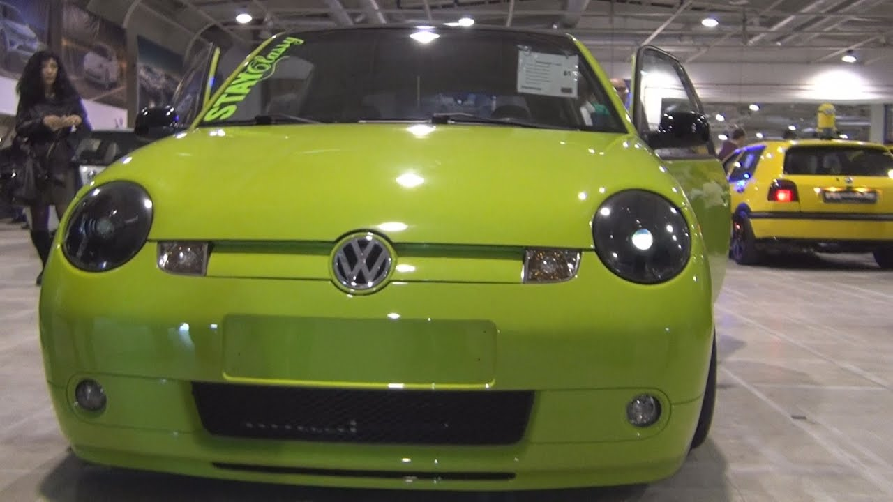 Volkswagen Lupo (2000) Exterior and Interior in 3D - YouTube