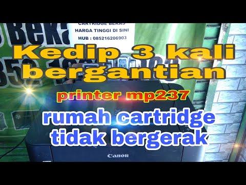 Cara Mengatasi Printer Canon Lampu Kuning Berkedip 14 Kali cartridge cannot be recognized canon ip27.