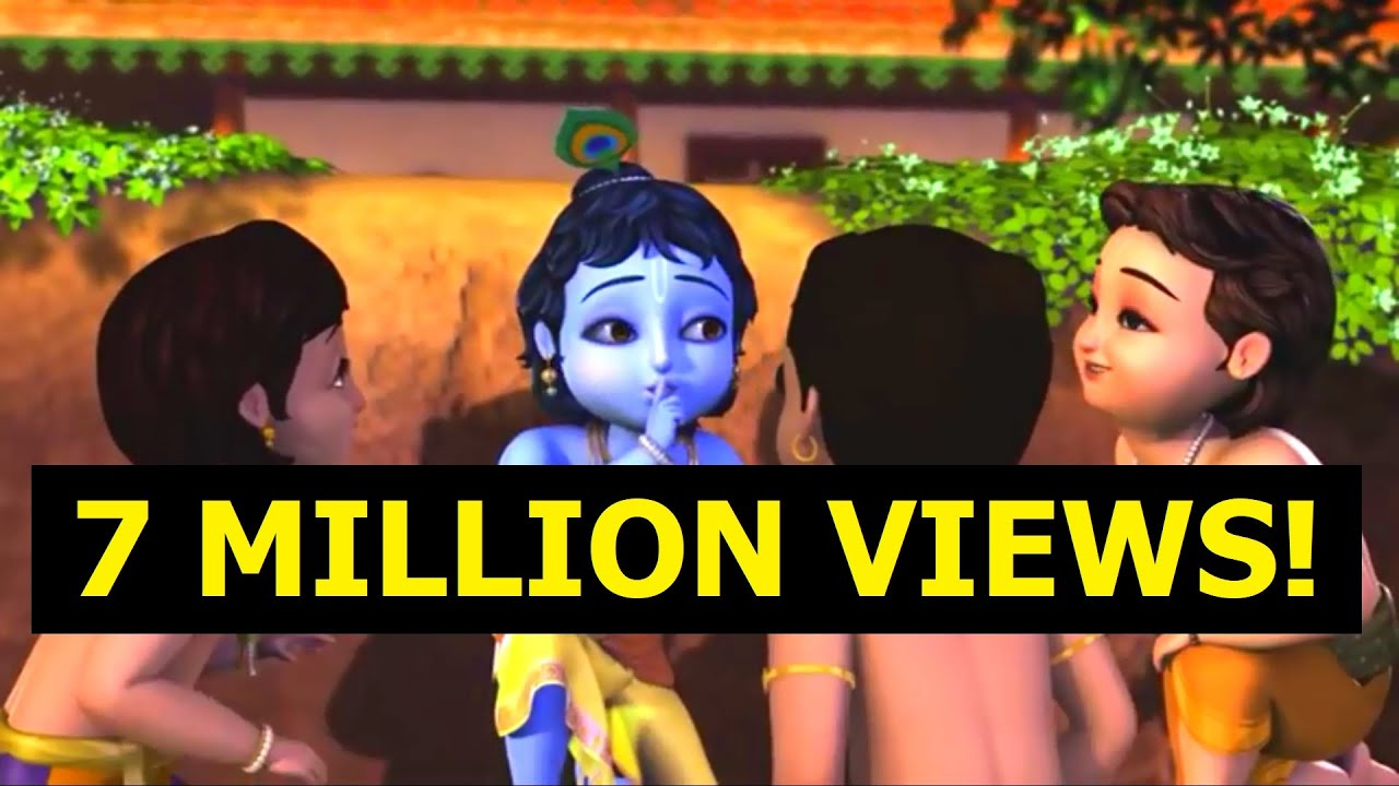 Download Little Krishna - Tamil - Episodes 1-13: Entire TV Series in One Video!