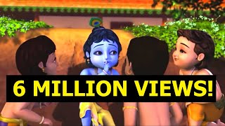 Little Krishna - Tamil - Episodes 1-13: Entire TV Series in One Video!