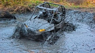 UTV vs ATV Off Roading 4х4 POLARIS RZR XP 1000