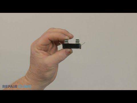 Fuse Holder - Whirlpool Microwave Oven/Hood Combo  #WMH73521CS6