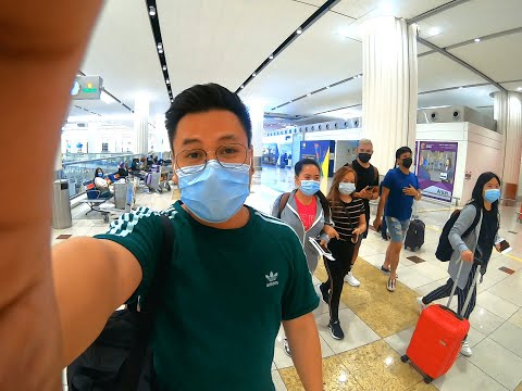 Flying from Dubai to Manila During Pandemic: A Step by Step Guide | Love, Belle
