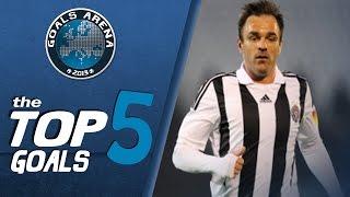 TOP 5 GOALS 26 kolo JSL 2013 14