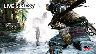 Have you ever hit your funny bone with a Raider Axe? - For Honor Live S11E27 04/16/2018