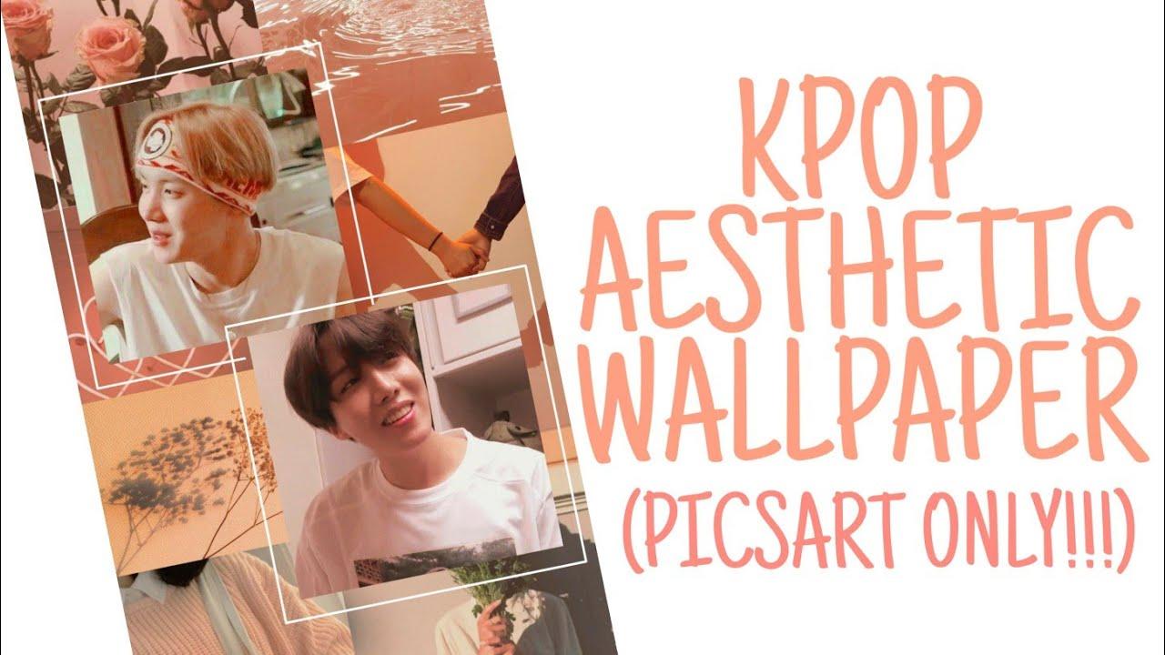 Kpop Edits Jung Hoseok Aesthetic Wallpaper Picsart