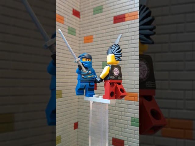 Lego Ninjago Magazine - Jay vs. Eyezor #shorts