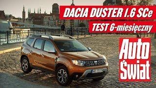 Dacia Duster 1.6 SCe – wnioski po 6 miesiącach testu thumbnail
