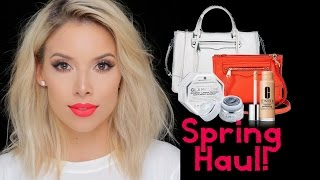 Clothing, Makeup, Accesories | Nordstrom Haul! | LUSTRELUX