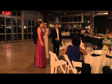 Baltimore Museum of Industry wedding - Eva Dave wedding - December 5th 2015