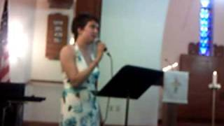 Sissy's Song Alan Jackson Cover By Brittany K