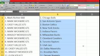 2 8 15 MOMENTUM BASKETBALL RANDOM TEAM DRAW