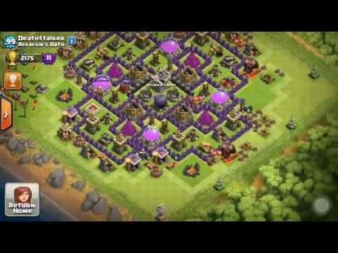 Clash of Clans| w/ Abe Ep1| Welcome To Assassin's Oath