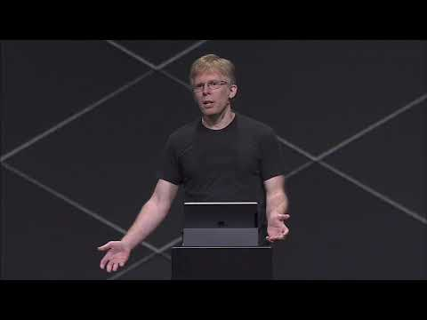 Oculus Connect 4: Day 2 Keynote