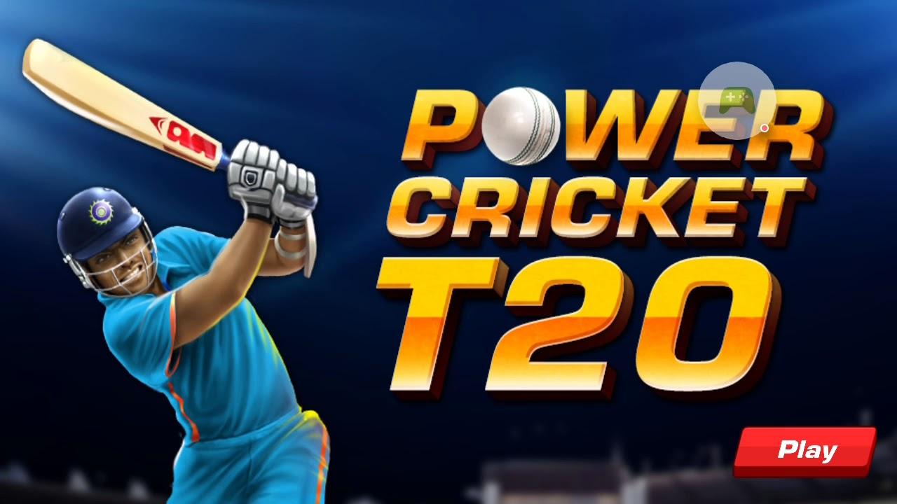 Download Power Cricket T20 2017 Mod Apk