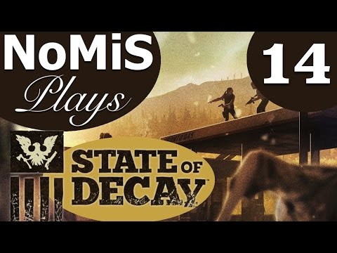 Let's Play State Of Decay | Gameplay | Part 14 - Fractures In The Group