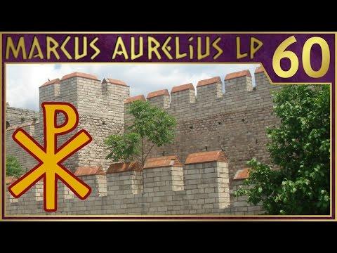 Total War: Attila - Eastern Roman Empire & History - Ep. 60 (Africa Under Attack)