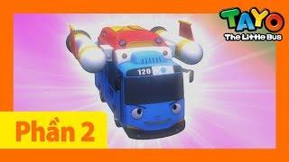 Tayo Phần2 Tập17 l HÀNH TRÌNH XUYÊN KHÔNG GIAN CỦA Tayo PHẦN 1 l Tayo xe buýt bé nhỏ