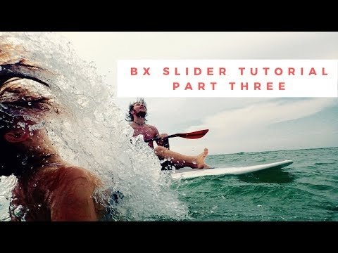 How to use bx slider for your website   Part Three   Example Three