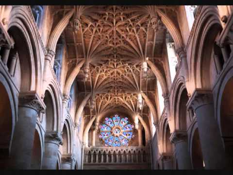 Jubilate Deo (William Walton) - Christ Church Oxford