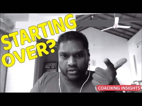 Coaching: Changing Career Path