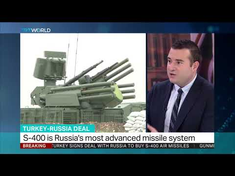 Turkey-Russia Deal: Interview with Oubai Shahbandar
