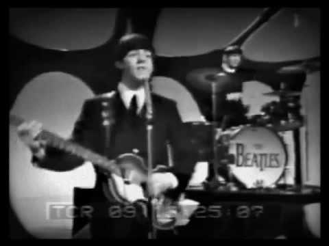 The beatles At Morecambe Show Rare  1963
