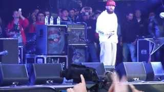 Limp Bizkit - Hot Dog, live @ Download Festival 2013