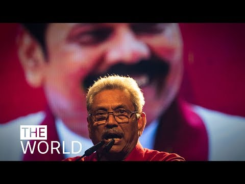 Easter Sunday attacks loom over Sri Lanka's Presidential elections   The World