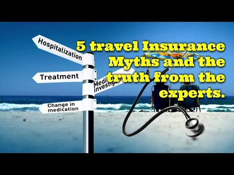 5  Travel insurance myths and the truth from the experts Daniel from Allianz travel insurance