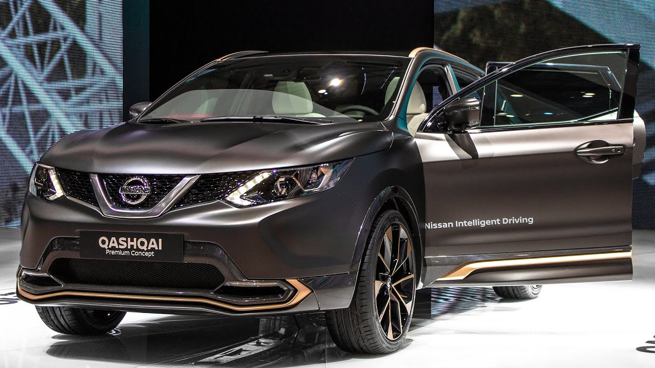 nissan qashqai premium concept geneva motor show 2016 hq youtube. Black Bedroom Furniture Sets. Home Design Ideas