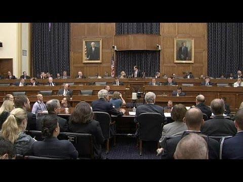 Außenausschuss des US-Senats stimmt für Einsatz in Syrien