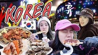 KOREA VLOG เที่ยวเกาหลีทริปนี้มีแต่กิน! l JANISTAR