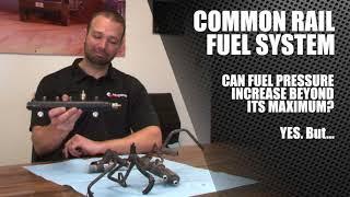 Diesel Insights: Why Increased Rail Pressure is GOOD For Your Diesel!