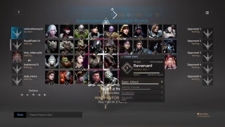 Paragon v42 gameplay