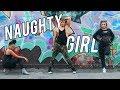 Naughty Girl - Beyoncé | Caleb Marshall | Dance Workout