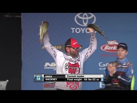 Bassmaster Elite Series: BASSfest 2016 part 2