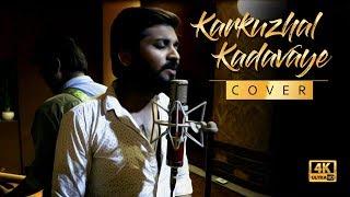 Kaarkuzhal Kadavaiye (Cover) - VADACHENNAI | Raghav Krishna | Santhosh Narayanan