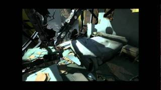 Portal 2 First minutes of gameplay - PC