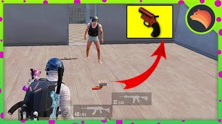 Giving FREE Flare Gun To Enemy | PUBG MOBILE
