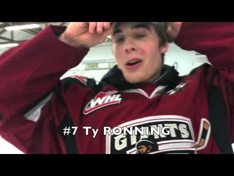 Community Stories - Vancouver Giants Crash BWC H2 Practice