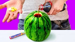 15 AMAZING WATERMELON LIFE HACKS