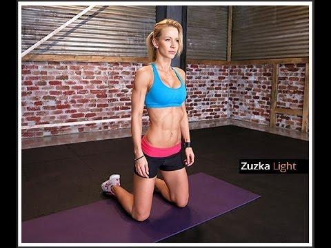Zuzka Light's ZWOW 100 Workout