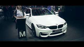 IAA Messe aus Frankfurt 2017 BMW, Honda und CO. Video created by 7Blocks
