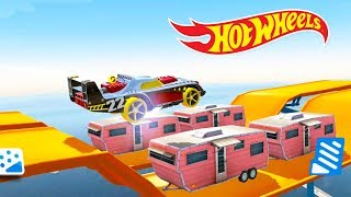 Hot Wheels: Race Off - Daily Race Off And Supercharge Challenge #143 | Android Gameplay| Droidnation